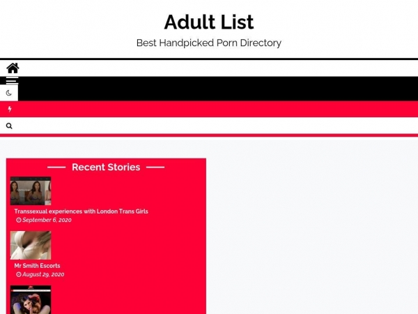 adultlist.com