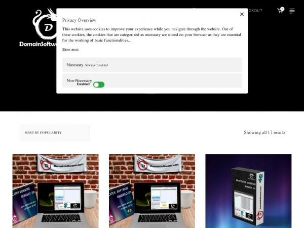 domainsoftwares.com