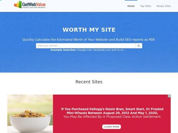 getwebvalue.net